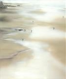 Beach Life 15101324 West Light III by Cornwall,City, Art by John Greig, Painting