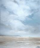 Beach Life 300118 by Cornwall,City, Art by John Greig, Painting, Oil and Acrylic on Canvas