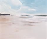 Beach life 230916 by Cornwall,City, Art by John Greig, Painting, Oil and Acrylic on Canvas