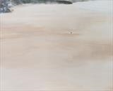 Beach life 280616 by Cornwall,City, Art by John Greig, Painting, Oil on canvas